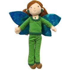 Rainbow Magic 12 inch Fairy Plush Doll, Fern