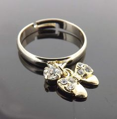 Personalized ring   ribon ring  friendship by jewelrycraftstudio, $15.90