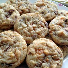 Chewy Butterfinger Cookies Recipe | Key Ingredient