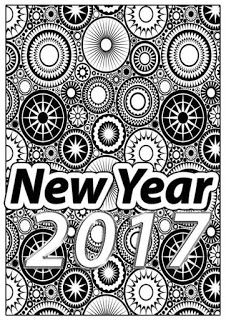 New Year Coloring Pages To Print Coloring Coloring Pages