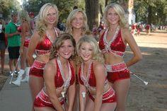 Image detail for -Alabama Crimson Tide Cheerleaders Photo Gallery
