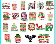 Christmas exclusive pack 2021 Halloween Senior Dr Seuss   Etsy Christmas Vacation, Christmas Svg, Grinch Png, Noel French, Clark Griswold, Moose Mug, Winter Wonder, Unique Gifts