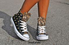 Jaguars - high top converse. Want!!
