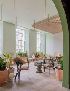 Eden Locke Edinburgh Hotel by Grzywinski+Pons | https://www.yellowtrace.com.au/eden-locke-edinburgh-hotel-grzywinski-pons/