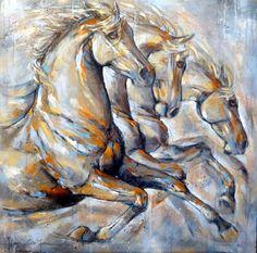 La galerie Eric Chesnais - peintre - JEANNE SAINT-CHERON