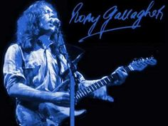 """Rory Gallagher - """"Jinxed"""" GREAT song!"""