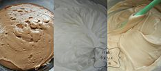 collage creme diplomate prunillefee Buffets, Cake, Ice Cream, Cooking, Ideas, Food, Decorating Cakes, Recipes, Pastry Recipe