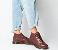 Church Monkey Boots – La Garçonne