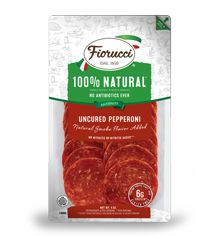 Uncured Pepperoni