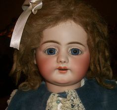 "23"" Antique Simon & Halbig Mold #719 Character CHILD Doll So Sweet!!! VERY RARE"