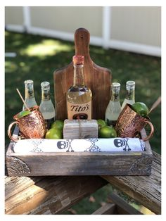 Alcohol Gift Baskets, Wine Gift Baskets, Alcohol Gifts, Basket Gift, Kitchen Gift Baskets, Housewarming Gift Baskets, Summer Gift Baskets, Fathers Day Gift Basket, Gift Baskets For Him