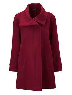 CLASSIC COATS FOR PLUS SIZE WOMEN AT BONMARCHE :: Stylish Curves