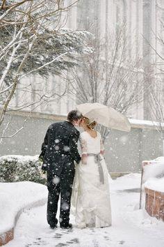 Preppy Empty Nester: Winter Wedding Wednesday