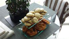 Lemon Glazed Sugar Cookies & Soft Pretzels