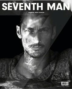 David Gandy- Cover and story out on the 21st October for 10th issue of  7th man magazine. Shot by Lawrence Thomas
