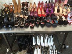 Chanel Ballet Flats, Shoe Rack, Shoes, Style, Fashion, Swag, Moda, Shoe, Chanel Ballerina Flats