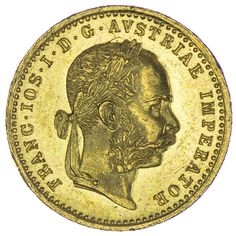 Dukat 1914 Gold