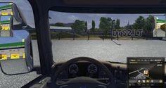 Euro Truck Simulator 2 Yeni Aynalar - Mirror Mod