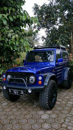 Awesome Toys, Cool Toys, Suzuki Sj 410, Truck Mods, Suzuki Jimny, 4x4 Off Road, Mini Trucks, Jeep Cars, First Car