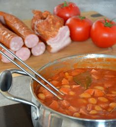 Healthy Recipes, Healthy Food, Sausage, Grilling, Beef, Impreza, Kitchen, Polish, Healthy Foods