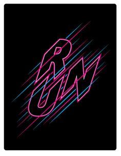 Run graphic