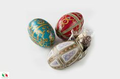 easter egg Faberge style