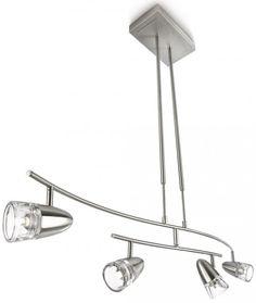 7,5W Hängeleuchte PowerLED Leuchte Lampe Weiss 37950//31//10 LED 2-flg