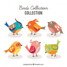 More than 3 millions free vectors, PSD, photos and free icons. Exclusive freebies and all graphic resources that you need for your projects Doodle Art, Bird Doodle, Bird Drawings, Cute Drawings, Kleiner Muck, Geometric Bird, Bird Graphic, Bird Illustration, Embroidery Designs