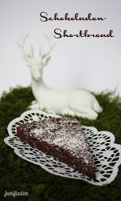 Schokoladen-Shortbread