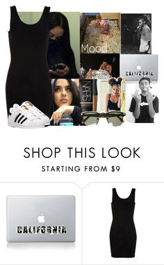 """....."" by jay2bomb ❤ liked on Polyvore featuring dELiA*s and adidas"