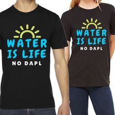 """nodapl standing rock shirt dakota access pipeline,  21.95$+ by TheCozyGal * """" percentage...into donation is the equivalent to my Net Profits (so, I don't take any profits from the sale). I am donating through their GoFundMe page:  www.gofundme.com/sacredstonecamp"""" goes to  Standing Rock Dakota Access Pipeline Donation Fund. -(DAPL) 1,168-mile long crude oil pipeline transport nearly 570,000 barrels oil each day from North Dakota to Illinois.Army Corps of Engineers green-lighted several…"""