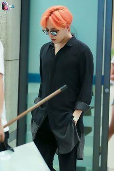150713 G-Dragon at Incheon Airport back from Bangkok   #BIGBANG