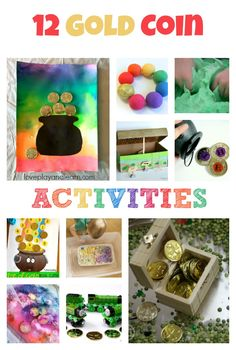 This post contains affiliate links, I only recommend products I love. Ah, I just love St. Patrick's Day. It is one of those fun holidays that kids absolutely love. I mean rainbows, fun, and magic, what's not to love? And what is St. Patrick's Day without gold coins, am I[Read more]