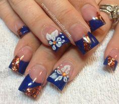 Nails Mylar Nails, Bella Nails, Thanksgiving Nails, Autumn Nails, Autumn Art, Beauty Nails, Nail Designs, Nail Polish, Make Up
