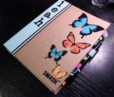 Leah's Blue #SMASH* Folio Cover