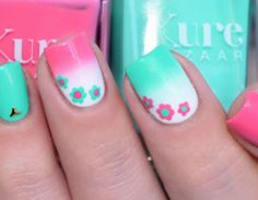 19 Awesome Spring Nails Design for Short Nails – The Hackster Creative Nail Designs, Short Nail Designs, Nail Designs Spring, Toe Nail Designs, Creative Nails, Nails Design, Cute Short Nails, Cute Nails, Pretty Nails