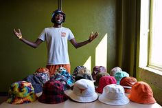 UT sophomore amasses collection of bucket hats | The Daily Texan
