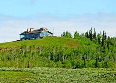 Divorcee Lists Ranch with Airstrip Longer than LaGuardia -  great vista views!