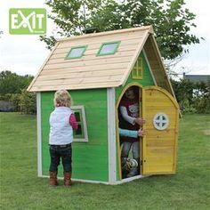 Exit Legehus Fantasia 100 Green