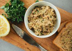 Smoky Baba Ghanoush Recipe - Bon Appétit
