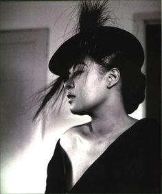 Billie Holiday, c. 1952