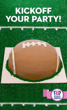 Football Banner Super Bowl Party Banner Sports Theme Birthday Football Baby Shower Football Garland Touchdowns or Tutus |