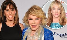 Melissa Rivers angered at how Kathy Griffin quit Fashion Police