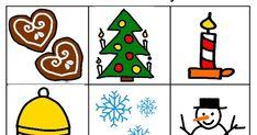Vanocni hadanky - cteni s porozumenim 1 Advent, Advent Calendar, Holiday Decor, Character, Education, Advent Calenders, Onderwijs, Learning, Lettering