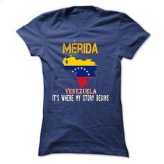 MERIDA - Its where my story begins! - #tee pee #big sweater. BUY NOW => https://www.sunfrog.com/States/MERIDA--Its-where-my-story-begins-58214976-Guys.html?68278