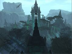 ヤナの世界   * The world of Yana *:「失われた都市への旅」その3 - metabirds - blog for metaverse / Second Life ® avatars