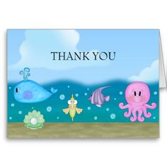>>>The best place          Blue Under The Sea Thank You Card           Blue Under The Sea Thank You Card This site is will advise you where to buyDiscount Deals          Blue Under The Sea Thank You Card please follow the link to see fully reviews...Cleck Hot Deals >>> http://www.zazzle.com/blue_under_the_sea_thank_you_card-137239262589789206?rf=238627982471231924&zbar=1&tc=terrest
