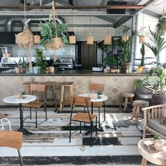 EAT OUR HEART OUT – LIVING THE FOOD LIFE - TULUM TULUM NOORDWIJK- SHOT BY DEMI OOSTERMAN Coffee Shop Interior Design, Coffee Shop Design, Cafe Design, Small Restaurant Design, Cozy Restaurant, Old Town Cafe, Cozy Coffee Shop, Cafe House, Small Restaurants