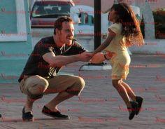 """Michael Fassbender Latinoamérica: """"Nuevas"""" fotos de Fassy filmando con Malick"""
