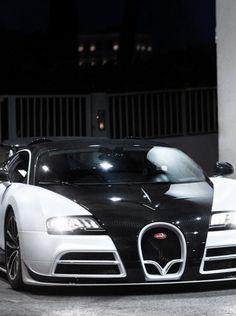 Bugatti Veryon Vivere by Mansory